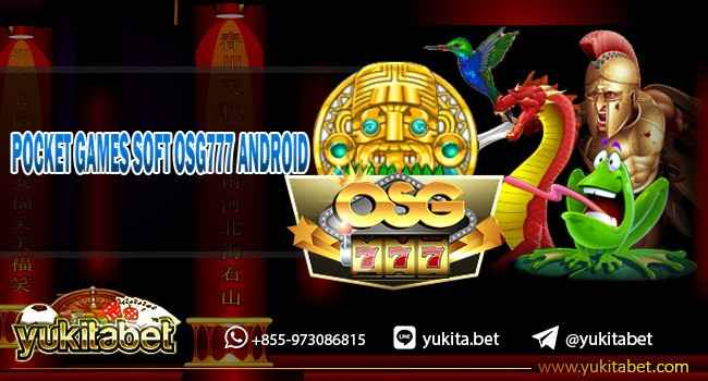 Pocket Games Soft Osg777 Android
