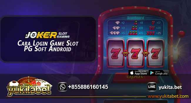 Cara-Login-Game-Slot-PG-Soft-Android