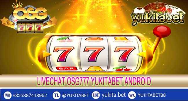 livechat osg777 yukitabet android